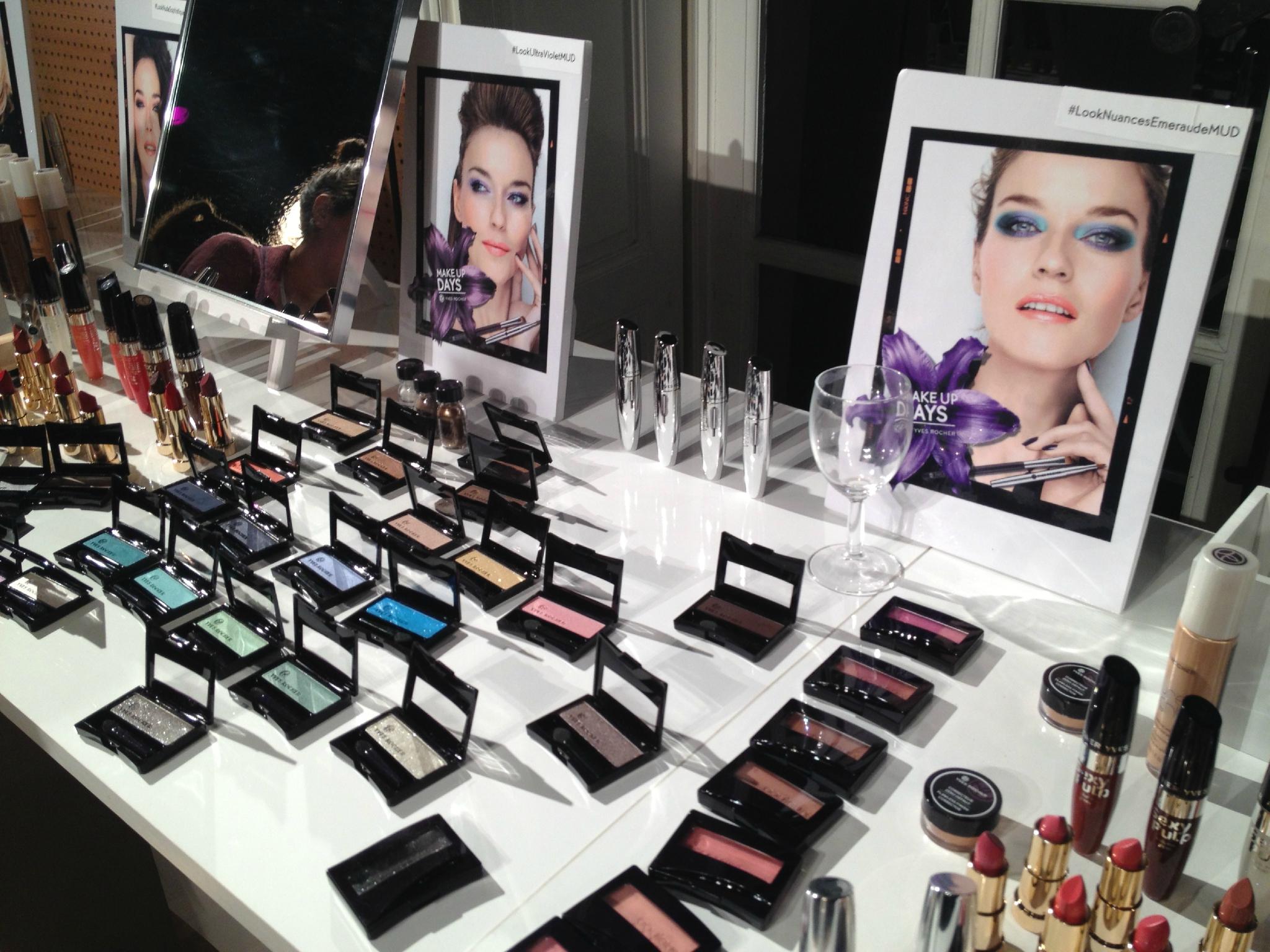 Make Up Yves Rocher France
